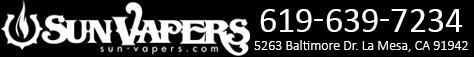 Logo Sun-Vapers.com