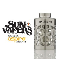 Aspire Atlantis Steel Cage Web Replacement Sleeve