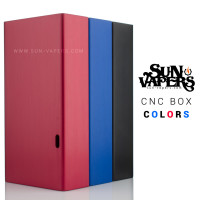 CNC Hobby Box Colors Available