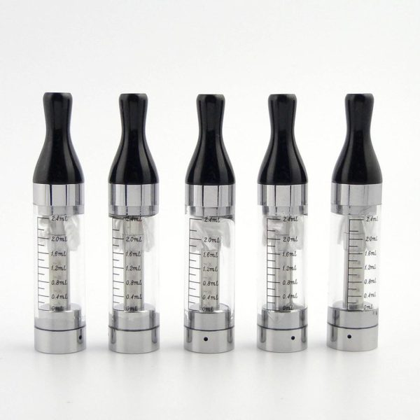 Kanger T2 Clearomizer 5 pack clear