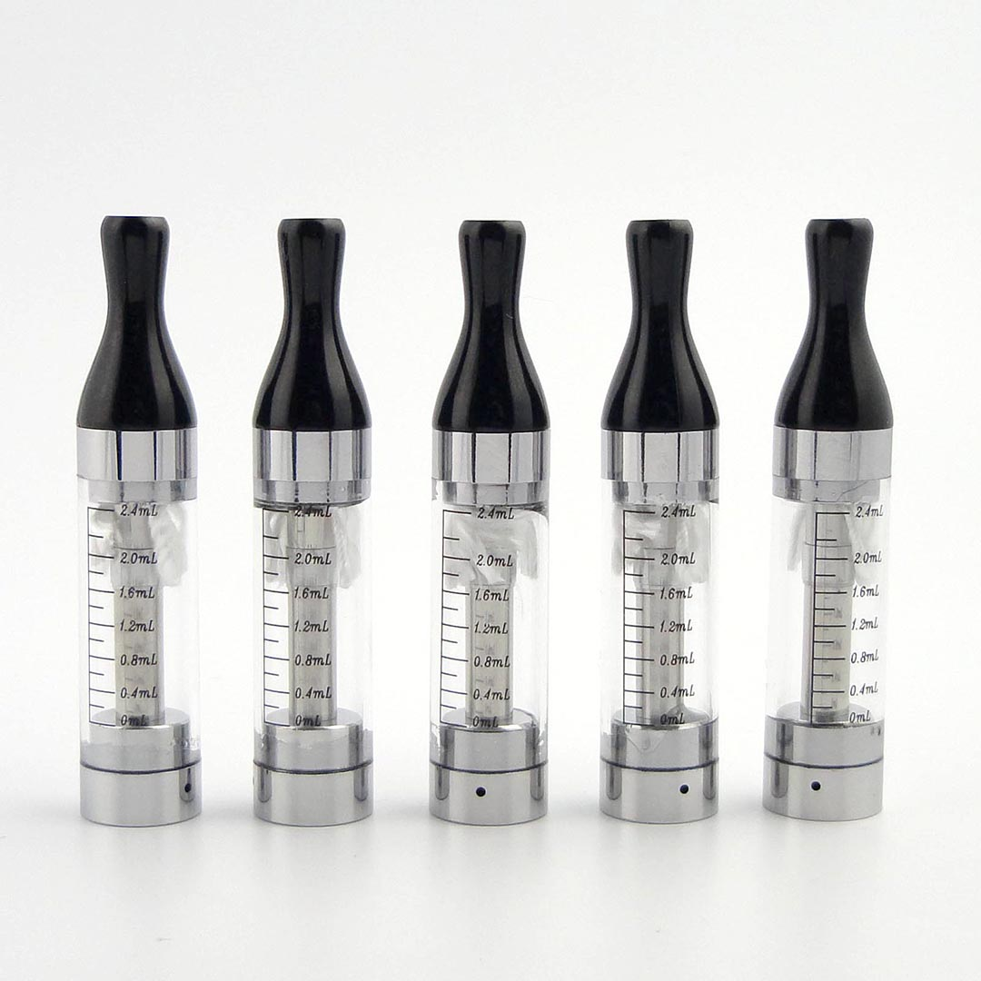 Kanger T2 Clearomizer With Warm Top Coil Only 4 29