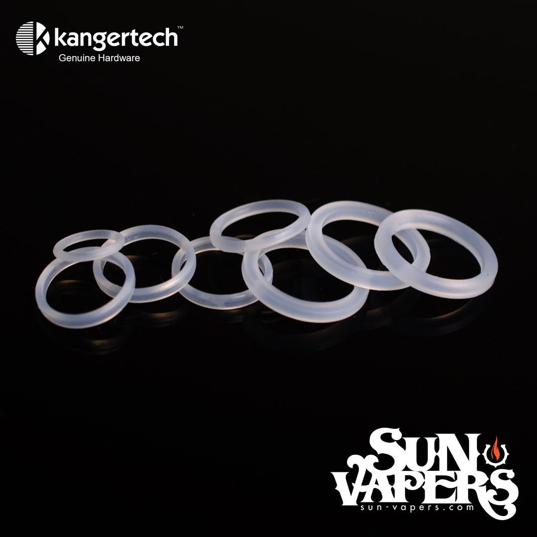 Kanger Protank Glass O-Rings | Sun Vapers San Diego