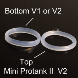 Mini-Protank-O-Rings