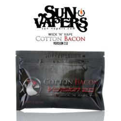 Medical Grade Organic Cotton for Vapers