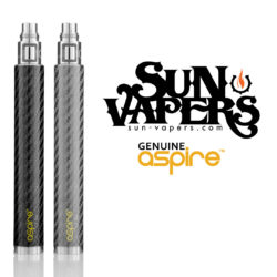 Aspire Carbon Fiber Variable Voltage