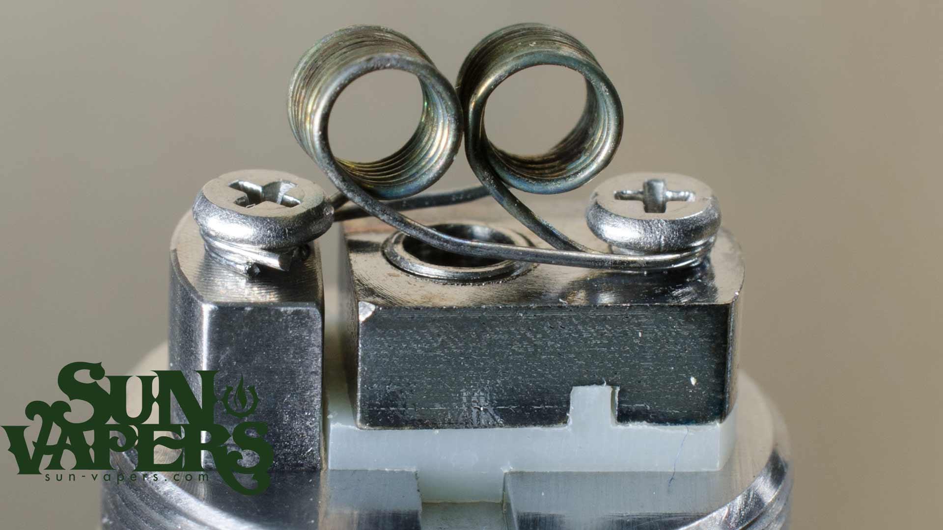 Subtank RDA Deck closeup