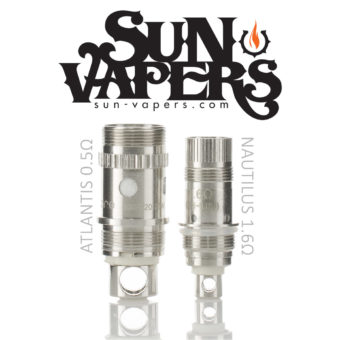 Atlantis Sub Ohm Coil Compared to Nautilus BVC