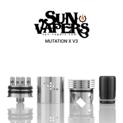 Exploded View of Mutation X V3 Parts