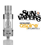 0.3 Ohm Aspire Atlantis 2