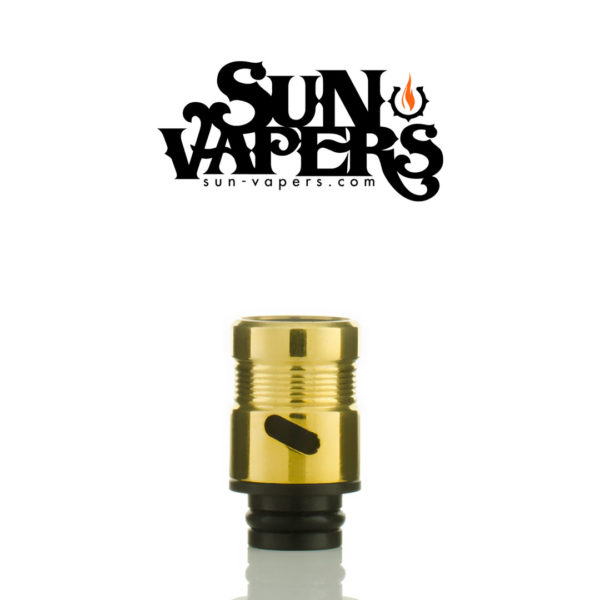 510 Drip Tip with Adjustable Airflow