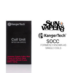 KangerTech Single Coil